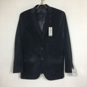 Kenneth Cole Suits & Blazers - REACTION KENNETH COLE Velvet Trim Fit Sport Coat